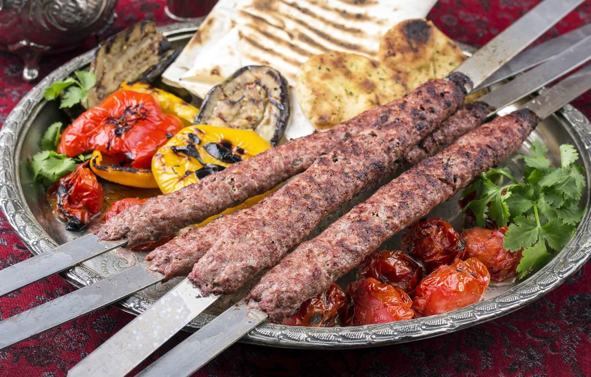 تصاویر آرشیوی کباب سنتی ایرانی