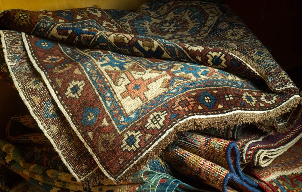 تصاویر آرشیوی فرش ایرانی