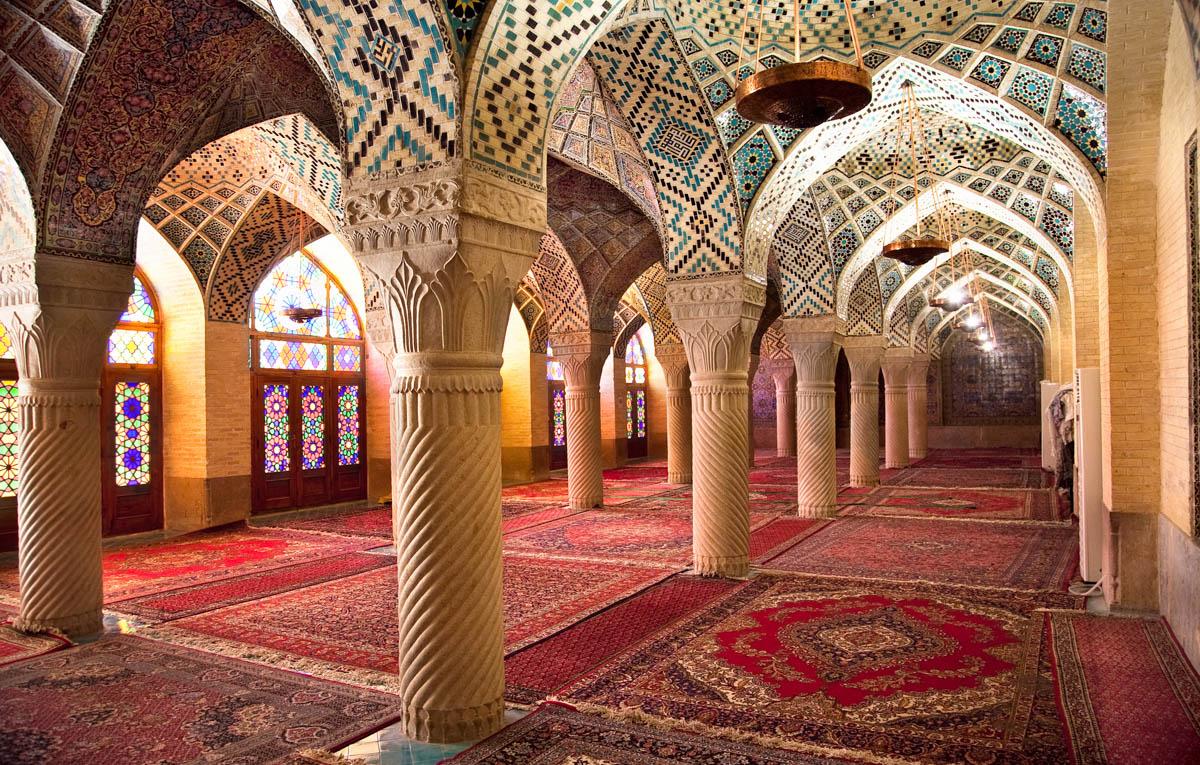 تصاویر آرشیوی بناهای تاریخی ایران - رایگان