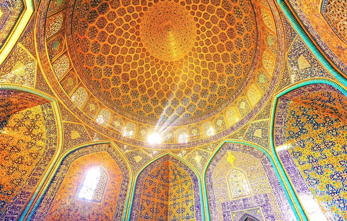 تصاویر آرشیوی نقوش اسلامی - رایگان