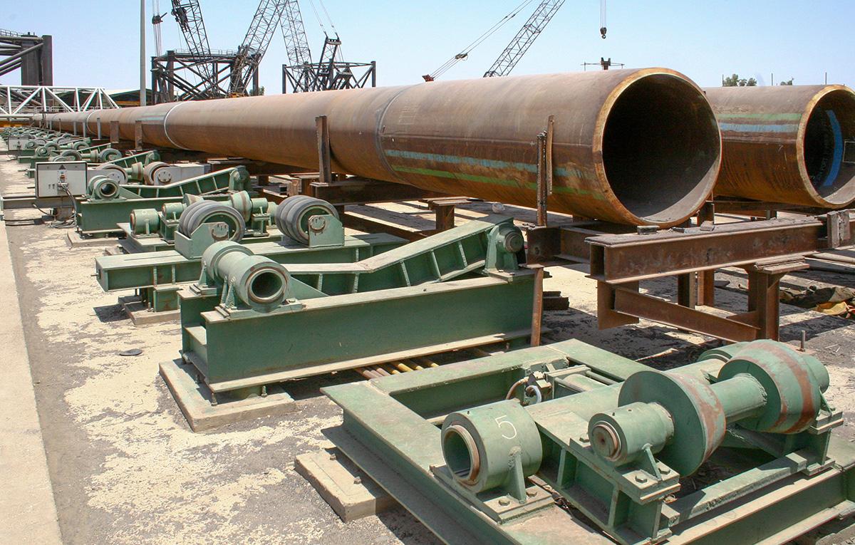 تصاویر آرشیوی نفت و گاز - رایگان