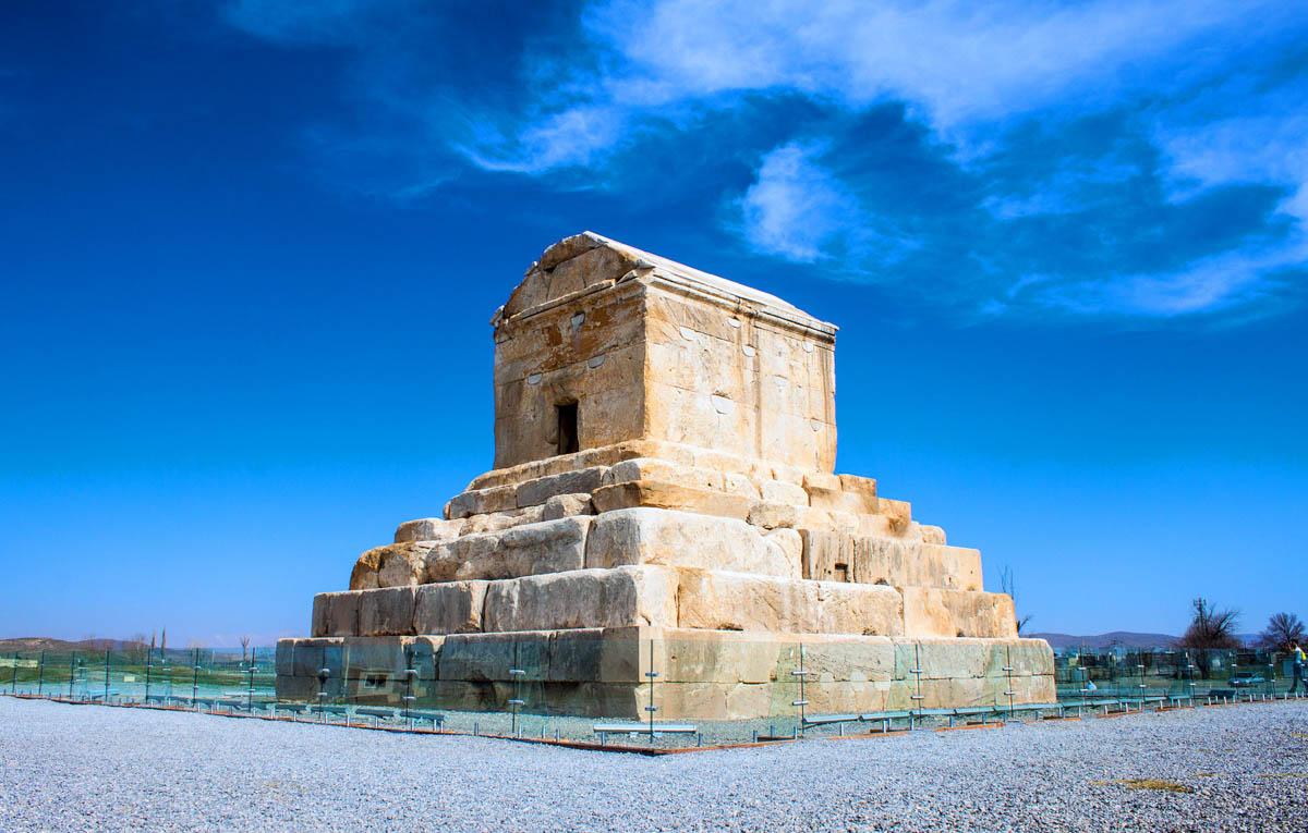 تصاویر آرشیوی بناهای تاریخی شیراز