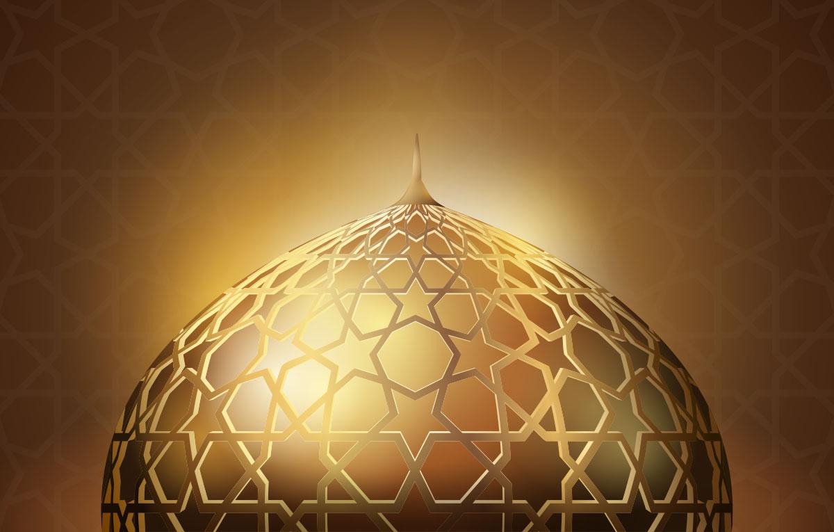 قالب آماده مذهبی - رایگان