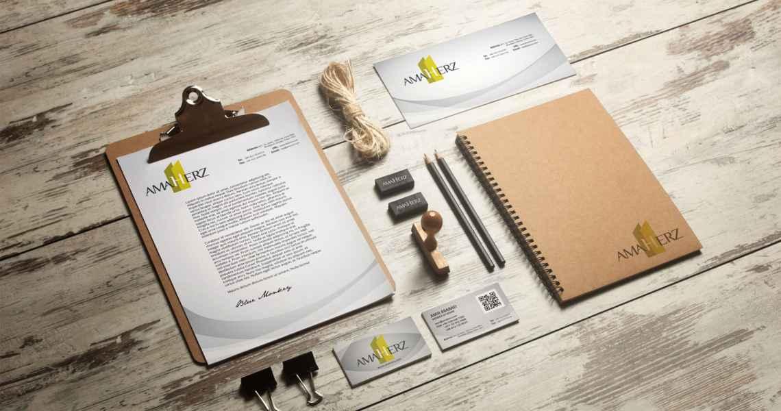 طراحی ست اداری | ساختار ساختار بصری